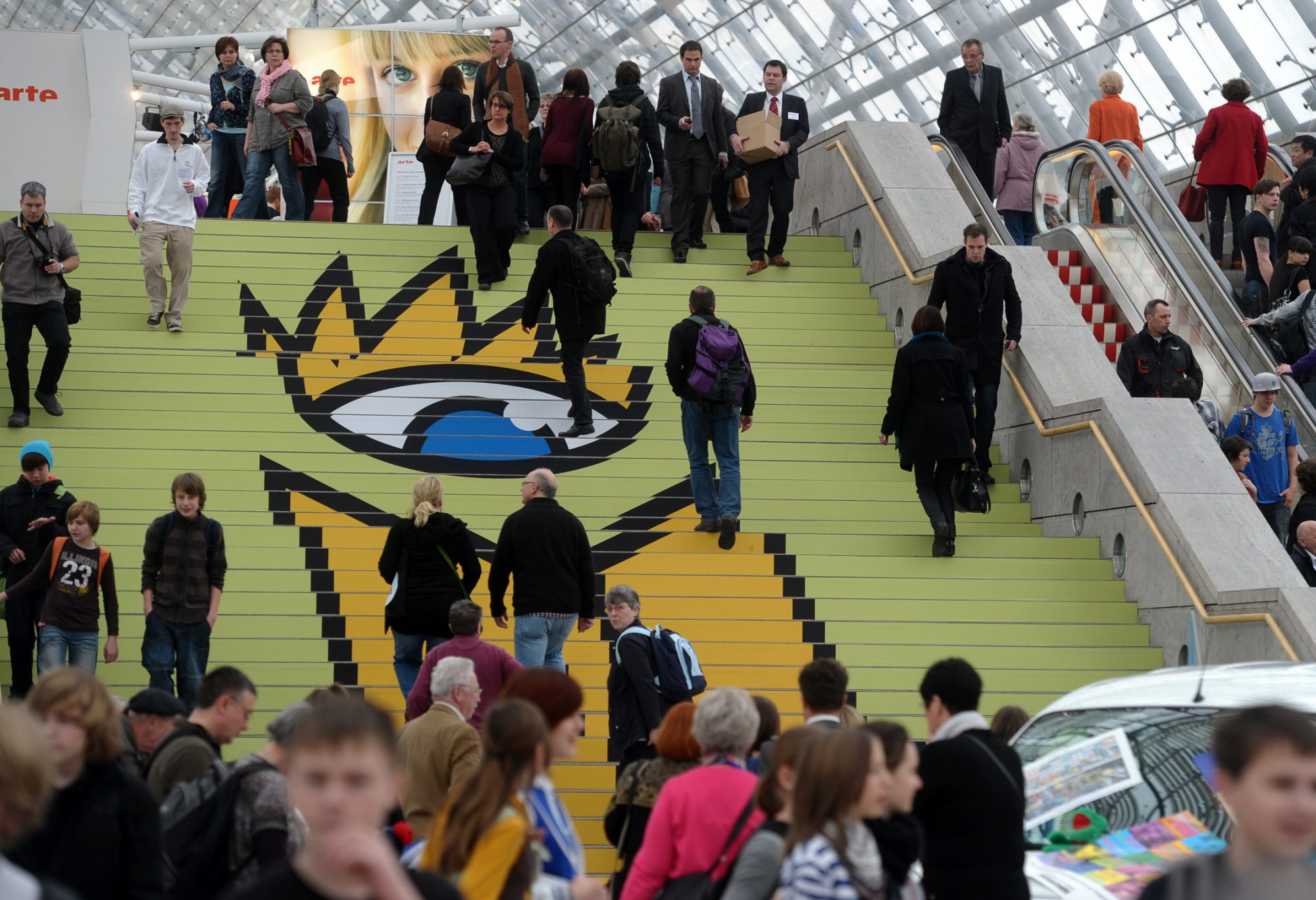 Leipziger Buchmesse 2012