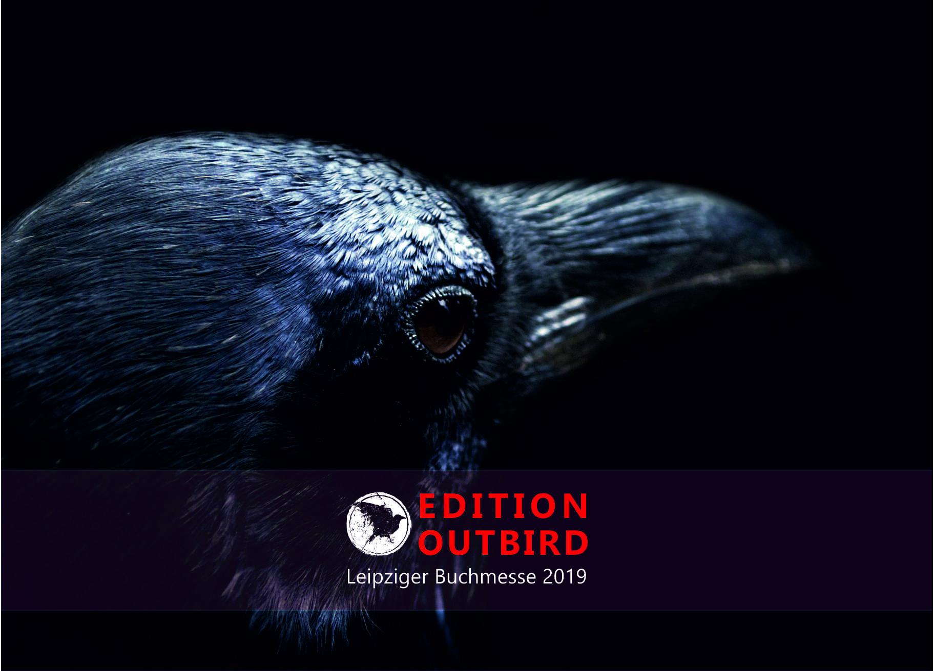 Buchmesse Leipzig 2019 Edition Outbird 3